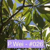 P.Wei - #026 - 20150808