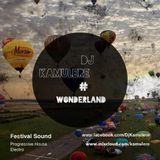 DJ Kamulere - #Wonderland