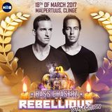 Bass Chaserz - Rebellious Promo Mix