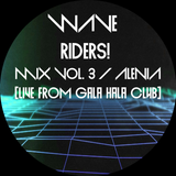 Wave Riders Vol. 3 // Alenia's live set (June 2016) — recorded @ Gala Hala