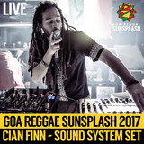 Cian Finn - Goa Sunsplash 2017 - Full Sound System Set (LIVE)