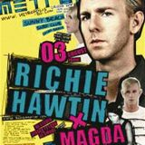 Richie Hawtin - Live @ Metropolis,Cacao Beach 03.08.2007
