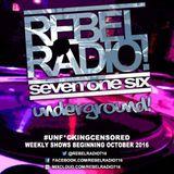 2016-11-11 Rebel Radio Underground show 103
