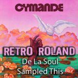 RETRO ROLAND - DE LA SOUL SAMPLED THIS??? - MAY, 2011