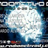 RADIOACTIVO DJ 16-2017 BY CARLOS VILLANUEVA