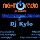 DJ Kylo - Underground Motion #068