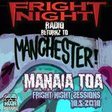 FRIGHT NIGHT RADIO SESSIONS 025: RETURNZ TO MANCHESTER