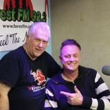 DJ Steve Stack Of Wax ~ ROCKIN' RADIO with my guest Alan Wilson from Western Star ~ 29 November 17