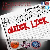 15-Minute Quick Lick (Dirty)