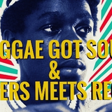 Mix up! Reggae meets Soul & Rappers meets Reggae