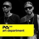 RA.340 Art Department