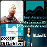 DjDarklive Beat Ascention POdcast Episode ONE 5/5/2013 PHASE TWO