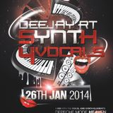 Deejay RT@2014.01.26.Session Mix - Synth 4Vocals