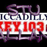 Key 103 - Stu Allan, Mastermix - 1991-10-xx (59min)