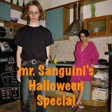 Mr. Sanguini's Halloween Special @ 20ft Radio - 31/10/2018