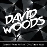 September Promo Mix Part 2 (Progressive/Electro House)