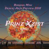 Burning Man: Desert Arts Preview (LIVE 06-03-2018)