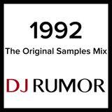 1992: The Original Samples Mix