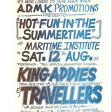 THE MIGHTY TRAVELLERS VS KING ADDIES
