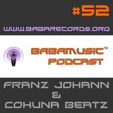 Babamusic Radio #52 with Franz Johann & Cohuna Beatz