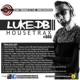 Housetrax Episode 045 - SpaceFm