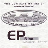 ESP - EP Nine - Mixed by DJ Clint
