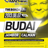 Jámbor - Live @ The Beach Fehérvárcsurgó Time Machine Open Air 2013.06.07.