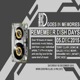 Heiko Mohr @ Remember Dish Days (2015