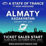 RAM - A State of Trance 650 (Almaty, Kazachstan) - 31.01.2014