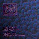Yuri @ Beats United Radio - December 07 2017