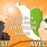 Alain Doh Bi au QG du FPI en Direct sur la VRA