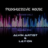 Best of Progressive House November 2014 Mixtape vol.3
