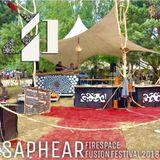 Saphear | Firespace | Fusion Festival 2018