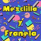Mezclilla y Franela T8- 4 de junio 2018