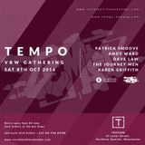 Dave Law's Tempo/Vocal Booth Weekender Gathering Set 8th October 2016 Texture Manchester.