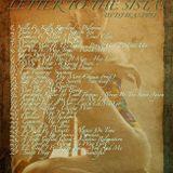 Letter To The Sistas Mixtape (90s Hip Hop, 2000 Hip Hop)