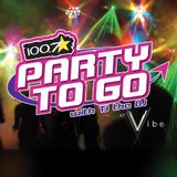 The Party To Go on WBZZ 100.7 STAR Sample Segment April 11th 2015
