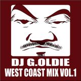 DJ G.Oldie WEST COAST MIX VOL.1