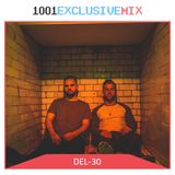 DEL-30 - 1001Tracklists Exclusive Mix