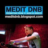Motel® pres. MeditDnB Sessions episode 50 'Future Element Exclusive Guest Mix @BDR (12-6-2017)