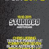 Brian Sanhaji -LIVE- @ CLR Night, (ADE Special,Studio 80) 19.10.11