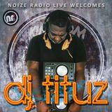 NRL Welcomes DJ Tituz of Kingdom DJ's