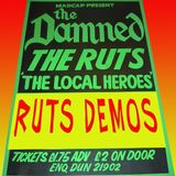 THE RUTS (DC) - Anothers Demos Tapes for you