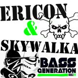 Bass Generation Podcast #4 - Ericon & Skywalka