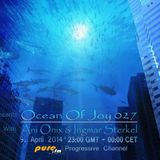 Ingmar Sterkel Guestmix - Ocean of Joy 027 on pure.fm