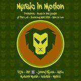 Dj O.P.1 & Mc Sid P Music in Motion Back to the Jungle @ The Lab Northampton 20/04/19