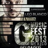 Leo Blanco - G-Music Fest Mexican Pride Special Podcast - June 2013