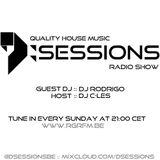 D-SESSIONS - Radio Show 2016-09-11 - Guest DJ Rodrigo