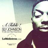 Sly Johnson - À Table ! #15
