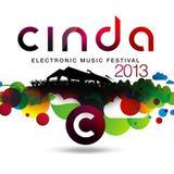Siwell - Live @ Cinda Electronic Music Festival Prague (Czech Republic) 2013.09.14.